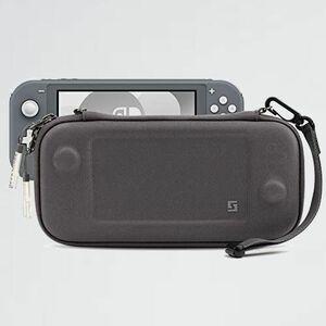 新品 未使用 Switch GeekShare V-13 スイッチライト収納ケ-ス グレ- Liteケ-ス ニンテンド-スイッチケ-ス スイッチ収納ケ-ス