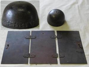 時代【和時計 大名時計 鐘 胴蓋】真鍮 銅 響胴 砂張 部品