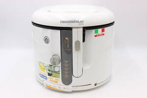 【送料無料】【1円~】【美品】【動作品】 DeLonghi/デロンギ FP-A 回転式 電気 フライヤー 家庭用 揚げ物 イタリア製