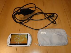 SONY PSP go パールホワイト 良品