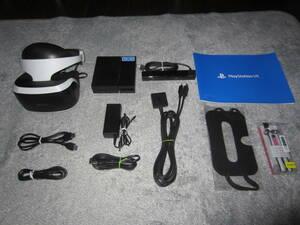 送料込み PlayStation VR CUH-ZVR1 カメラ付き おまけ