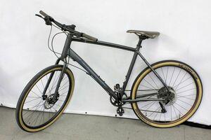 FUJI フジ自転車 クロスバイク RAFFISTA マットブラック 10速 フレームサイズ21インチ 2019年モデル
