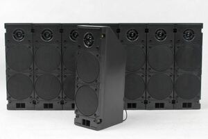 [8 point set ] north Japan sound speaker system 130-5260 removed goods operation not yet verification game case for game center