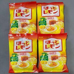 アサヒ ほっとレモン のど飴 4袋