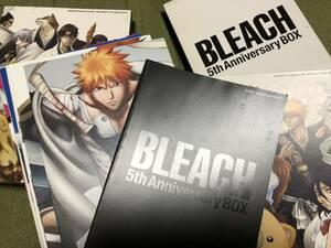アニメ・ブリーチ「TV Animation BLEACH 5th Anniversary BOX〈完全生産限定・16枚組〉」