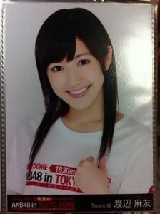 AKB48 東京ドーム 渡辺麻友 ヨリ 写真 2012