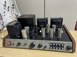 TANGO U-808真空管アンプ 真空管パワーアンプ