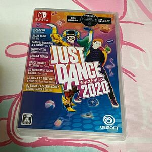 ジャストダンス2020 Nintendo Switch