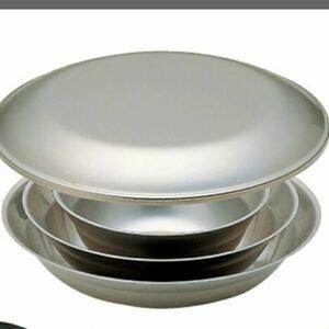 スノーピーク 食器 皿 4枚 テーブルウェアーセット テーブルウェアセット L TW-021 snow peak