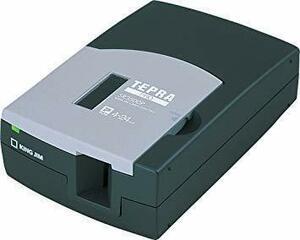 新品ブラック キングジム ラベルライター ラベルプリンター テプラPRO SR3500PHZCY