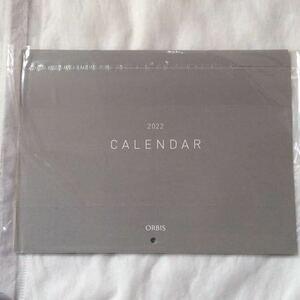 オルビス 2022年 オリジナル壁掛けカレンダー 非売品
