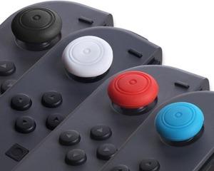 Nintendo Switch Joy-Con シリコンカバー 【4色8個入り】 スイッチ コントローラー カバー 任天堂 ケース ジョイコン ポイント消化 匿名