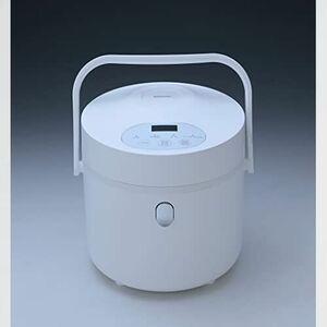 新品 未使用 糖質カット炊飯器 ベルソス K-RX ロカボ VS-KE33 3合炊き
