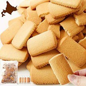 天然生活 北海道バタークッキー 国産 どっさり 訳あり お徳用 個包装 大容量 500g 焼き菓子 ギフト