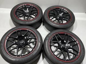 2020年製 メルセデスベンツ純正 AMG GクラスG63 W463 22インチ 4本セットG65 G55 G350 G500 BRIDGESTONE
