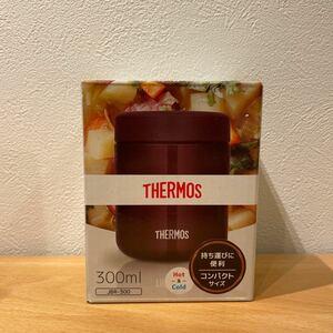 サーモス スープジャー 真空断熱 THERMOS 300ml 魔法瓶