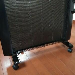 デロンギ HMP900J-B ブラック マイカパネルヒーター(~900W)