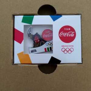 コカ・コーラ ピンバッジ オリンピック