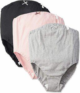 Rose Madam Skin-friendly Maternity Shorts 100% Cotton Cotton Non-stress Wear Waist Gommer Adjustment Deal 3 Disc Set 7309