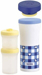 Thermos Thermos Stuffed Waku Flow Case & Mobile Photos JBL-200 Blue Check (BC)