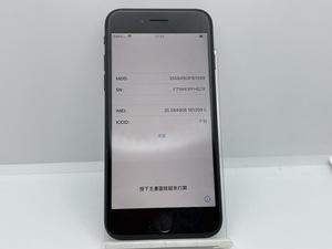 【中古・ジャンク】アクティベーションロック品 Apple iPhone 7 32GB docomo ブラック NW利用制限▲ 本体 部品取り用 1