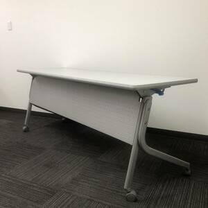 内田洋行 ウチダ UCHIDA スタッキングテーブル 会議室 セミナー キャスターストッパー付 1台~9台まで購入可能