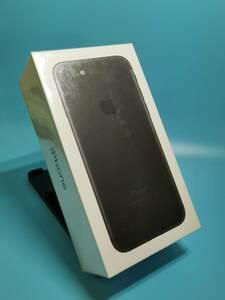 送料無料 未開封 未使用品 UQ iphon7 128GB SIMフリー 付属品一式あり 箱あり ブラック ip004