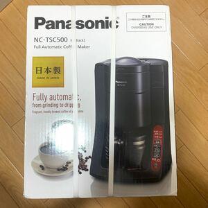 海外向け Panasonic コーヒーNC-TSC500 220V 日本製