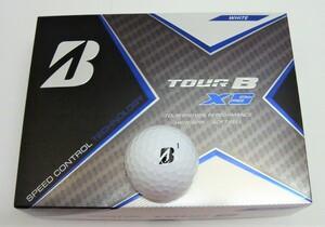 新品★ブリヂストン★ツアー TOUR B XS ボール★2020★ホワイト★日本正規品★1箱★12球