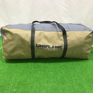【中古】ユニフレーム REVOドーム5 アウトドア キャンプ ファミリー イベント デイキャンプ テント UNIFLAME