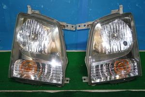 MH22S ワゴンR ヘッドライト 左右100-59122