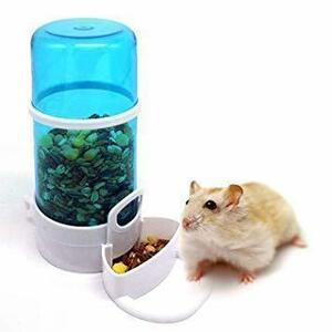 新品Petiwa 自動給餌器 給水器 小鳥 小動物用 エサ皿 容器 飼育 ペット エサやり 水やり スリム 軽量04Y8