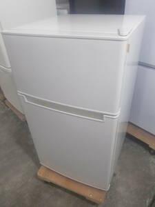 ★◇【美品】2ドア冷凍冷蔵庫 85L アマダナ AT-RF85B 2020年製 中古 小型 右開き 家電 一人暮らし用 お部屋まで搬入 送料無料 即決 2603
