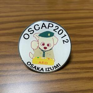 ボーイスカウト チーフリング OSCAP 2012 年 大阪