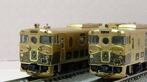 Nゲージ 或る列車 TOMIX改造品