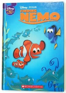 英語絵本ファインディング・ニモFinding Nemoハードカバーディズニー 絵多め 読み聞かせ