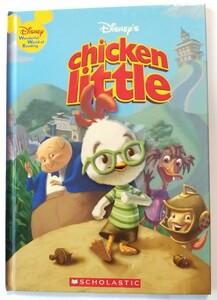 英語絵本チキン・リトルChicken Littleハードカバー ディズニー 読み聞かせ 勉強 大人 コレクション