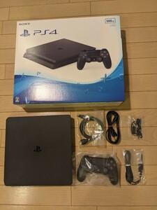 PlayStation4 プレイステーション4 CUH-2000A HDD1TB換装済み