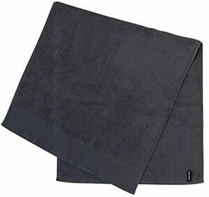 チャコールグレー バスタオル b2c スーパーパイル フェザー バスタオル(チャコールグレー) タオル ギフト ホテルタオル ホ