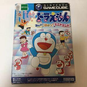 ゲームキューブ ソフト ドラえもん みんなで遊ぼうミニドランド 動作確認済み レトロ ゲーム