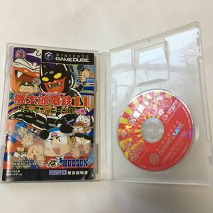 ゲームキューブ ソフト 桃太郎電鉄11 ブラックボンビー出現!の巻 動作確認済み 桃鉄 レトロ ゲーム ハドソン