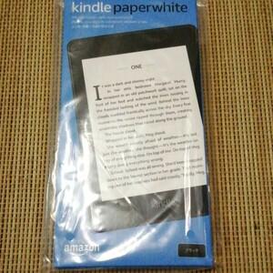 Kindle Paperwhite 第10世代WiFi、ブラック、8GB、広告あり 新品未使用未開封