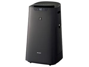 【新品訳あり(箱きず・やぶれ)】 SHARP 加湿空気清浄機 KI-NX75-T ブラウン
