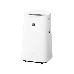 【新品訳あり(箱きず・やぶれ)】 SHARP 加湿空気清浄機 KI-NX75-W ホワイト