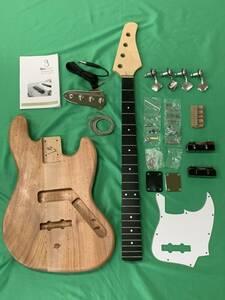 エレキベースキット JBタイプ フェンダー ジャズベースタイプ DIY ギター