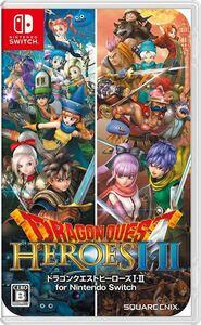 【新品未開封】ドラゴンクエストヒーローズI・II for Nintendo Switch 送料無料