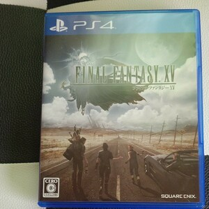 FINAL FANTASY XV PS4ソフト