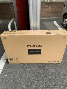 新品 FUNAI FL-43U3030 4K対応液晶テレビ 43V型