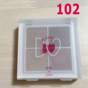 新品【102ピンクブラウン】B IDOL THE アイパレ アイカラー 限定 アイシャドウ アイシャドー コスメ メイク アカリン