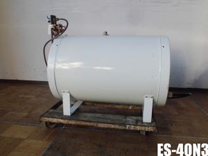 中古厨房 イトミック 業務用 小型 電気温水器 電気床置型 貯湯式温水器 ES-40N3 40L 単相 200V 30~75℃ 密閉式 洗物用 W600(700)×H430